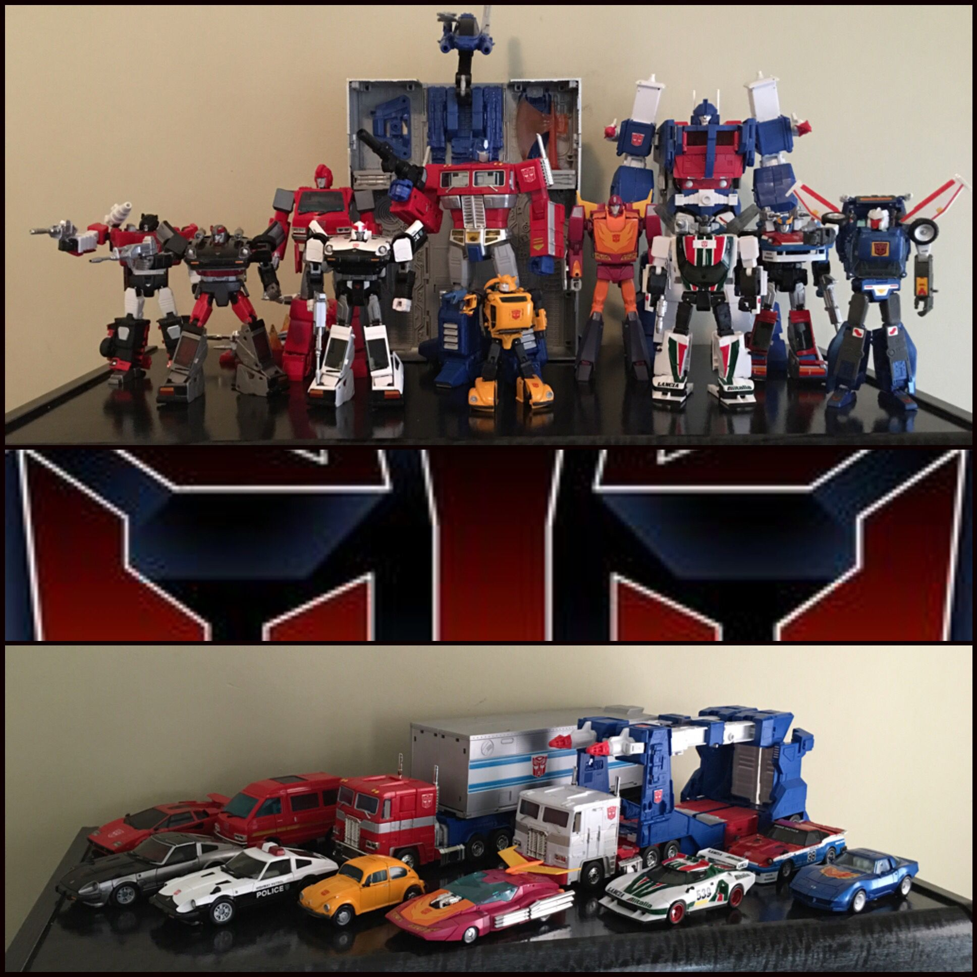 Transformers Masterpiece Autobots