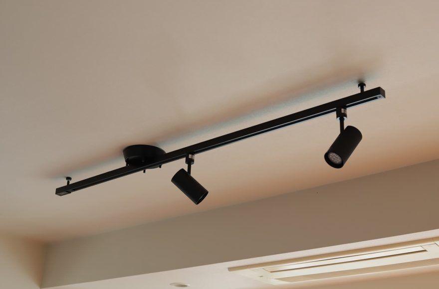Toolbox ツールボックス リノベーション Diy インテリアの通販 ライティングレール 照明 レール 照明の取り付け