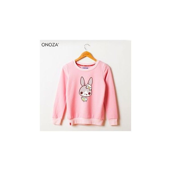 Printed Pullover (245 NOK) ❤ liked on Polyvore featuring tops, hoodies, sweatshirts, sweatshirt, women, pullover sweatshirts, pullover tops, pink top, pink pullover and sweater pullover