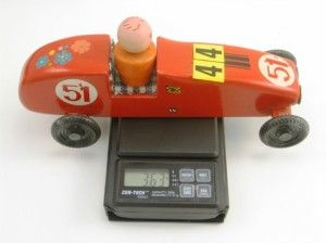 Pinewood Derby competition coming up? Here are some tips for building winning Pinewood Derby Cars