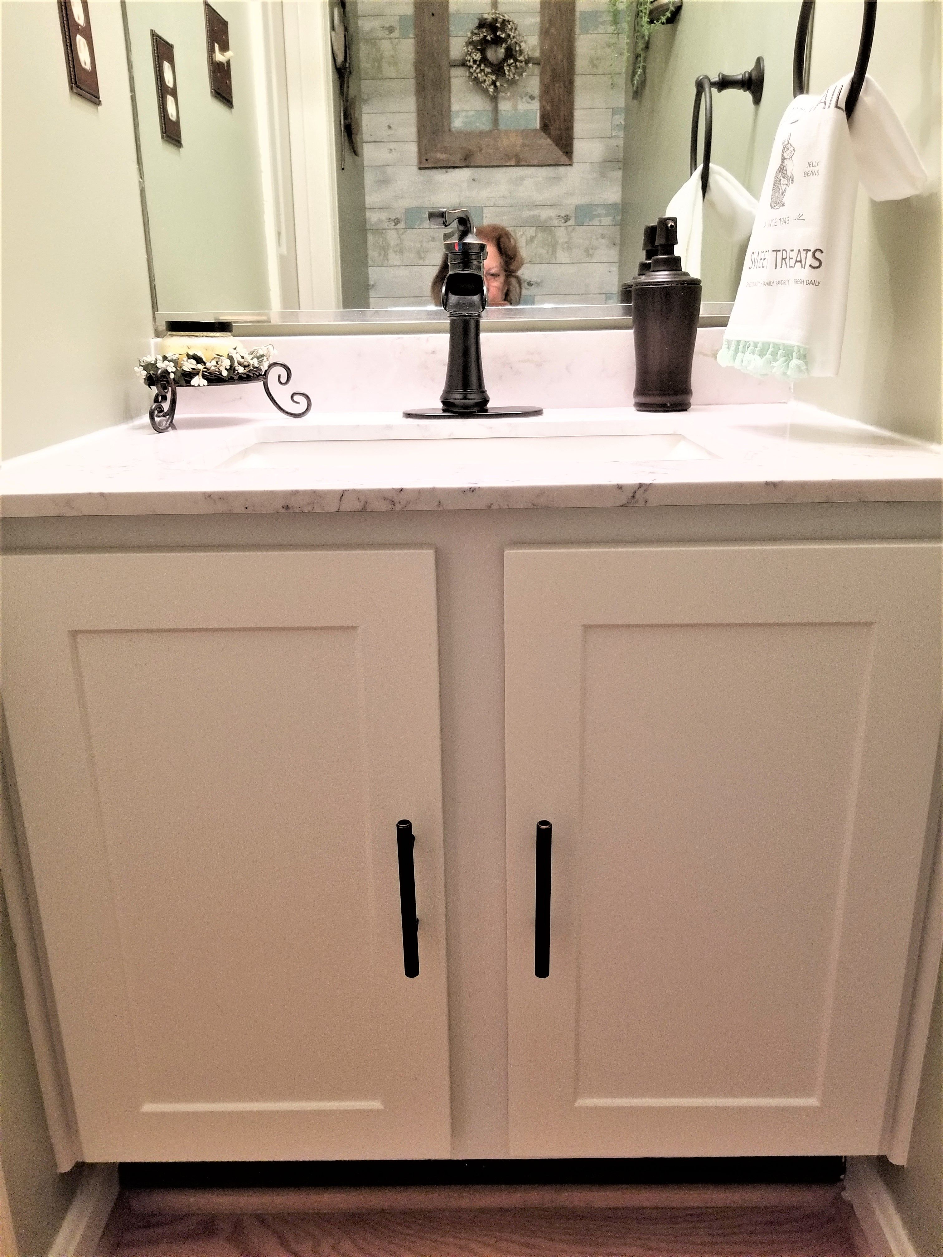low priced 5ae73 6fdd7 Pin on Bathroom Cabinet Remodeling