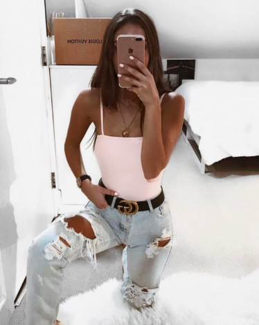 Inte pinterest / danika belle out #outfitinspo