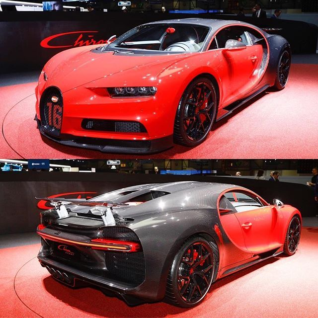 2016 Geneva Motor Show Bugatti Chiron First Look: Could You Commute In This Everyday?