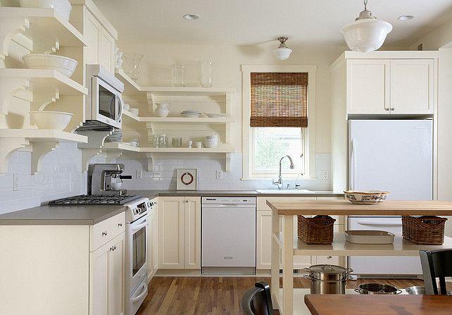 Benjamin Moore Ivory White Kitchen Cabinets Pin on Kitchen Ideas