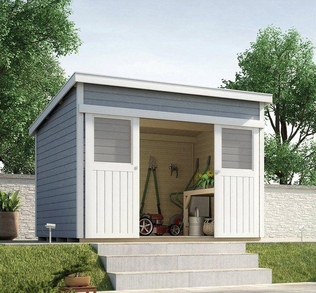 WEKA Gartenhaus »225 Gr.1«, BxT 315x249 cm, inkl