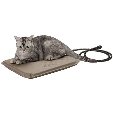 Swell Kh Lectro Soft Orthopedic Outdoor Heated Pet Bed In 2019 Download Free Architecture Designs Rallybritishbridgeorg