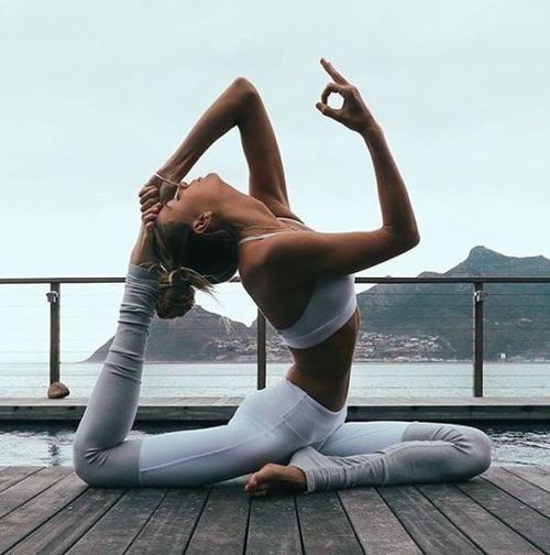 Movement has always been an important part of my life My most recent chapter has been my relationship to yoga I love its sustainability the balance between the yin and th...