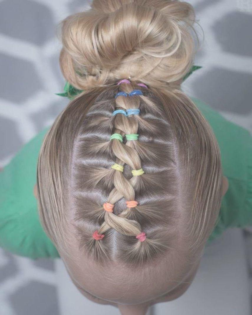 160 Braids Hairstyle Ideas For Little Kids 2019 16 Braids Hairstyle Ideas Kids In 2020 Hair Styles Kids Braided Hairstyles Girls Hairdos