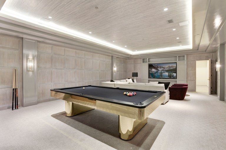 Washington D C S Most Expensive Home Is On The Market For 22 Millio Expensive Houses Home Pool Table Room