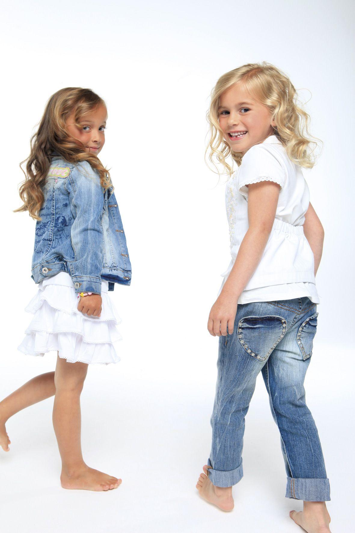 081be26cd1fe MIM-PI best friends #cute #jeans #mimpi #kids #clothes #fashion #girls