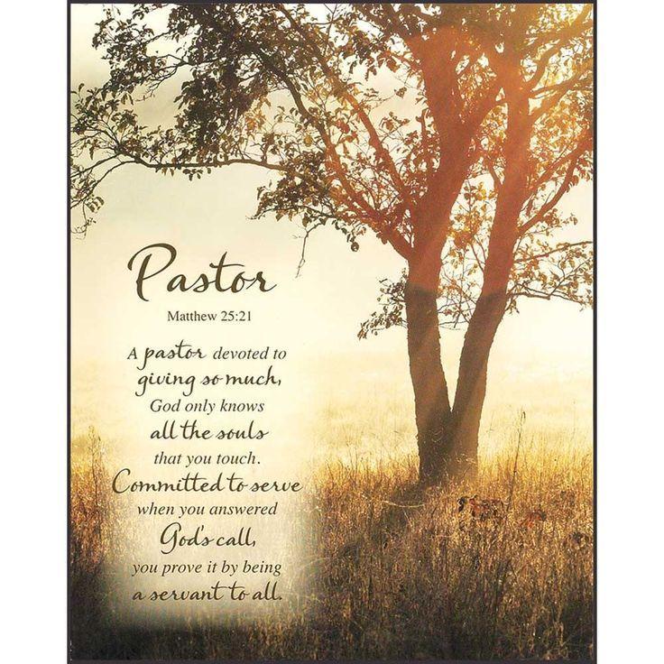 Image result for joshua pastor appreciation card Pastors