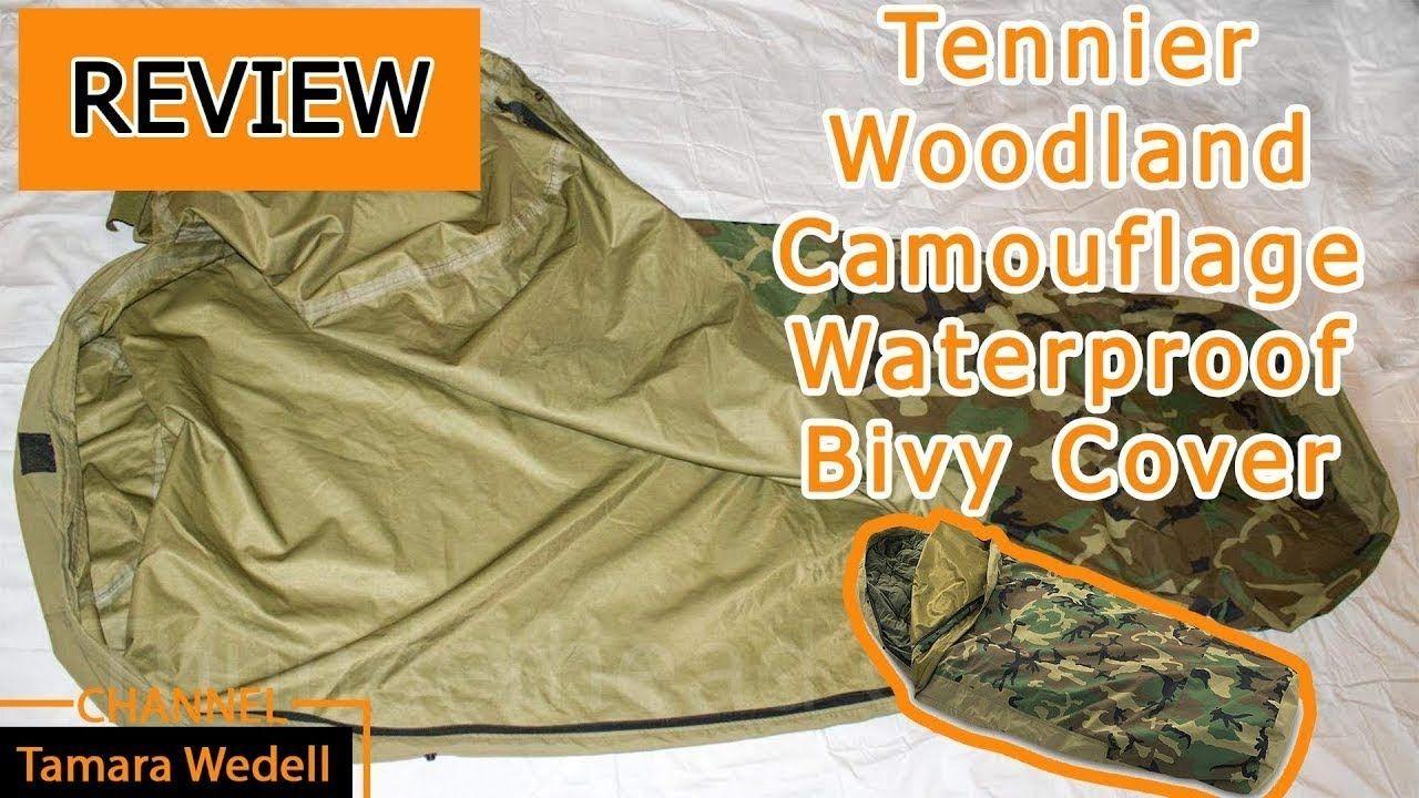SETUP & REVIEW 2018 Tennier Woodland Camouflage