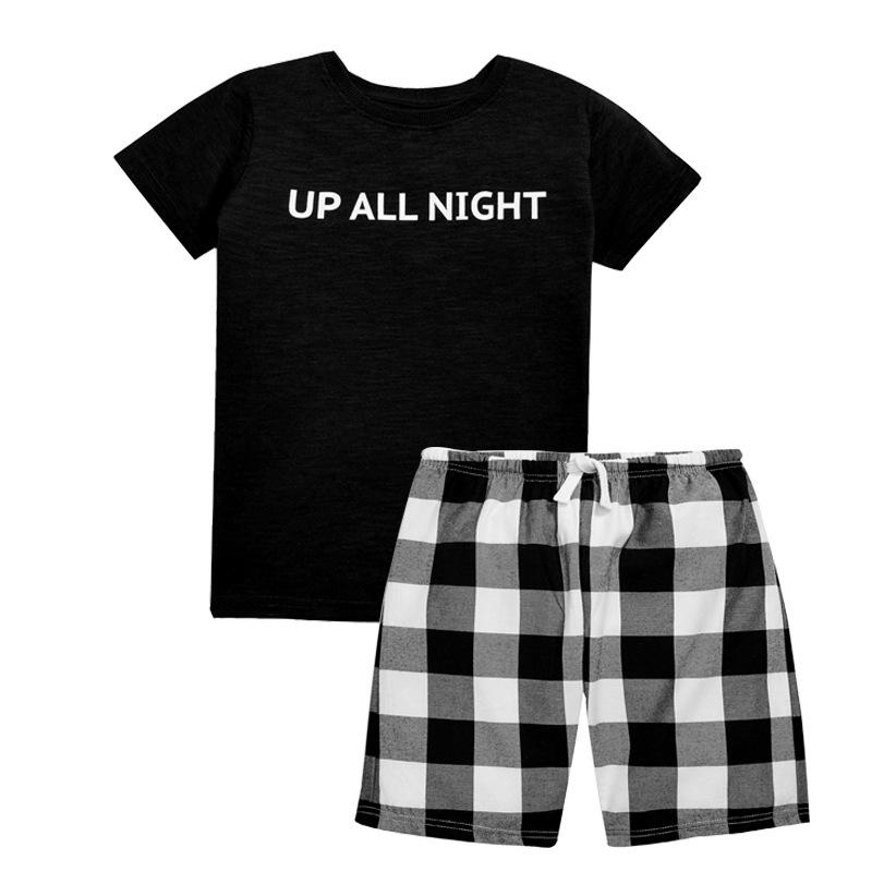 0b54f9342 Click to Buy    Boys Clothing Sets 2017 New Summer Popular Black ...