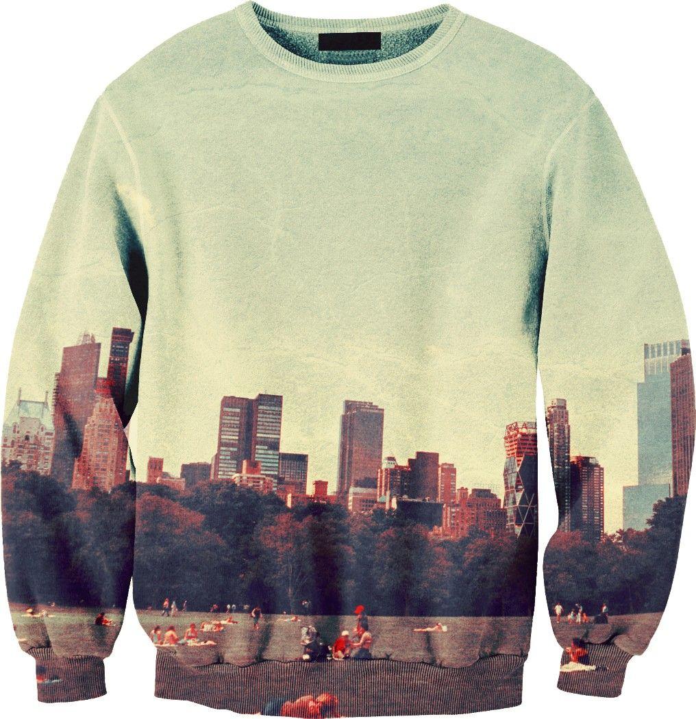 Seattle Scape Sweatshirt v6SV3k