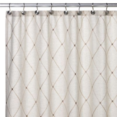 Wellington Curtains Curtains Fabric Shower Curtains 96 Inch Shower Curtain