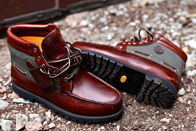 Timberland Authentic 7 Eye Boat Chukka | SneakerFiles