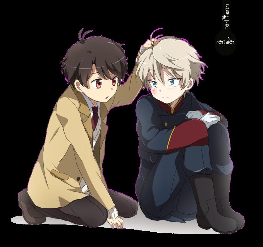 Aldnoah Zero Render Anime Anime Images Anime Boy