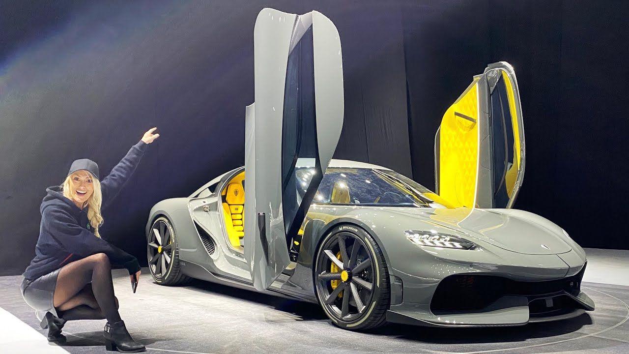 Koenigsegg Gemera This Hypercar Runs Off Volcano Energy In 2020 Koenigsegg Super Cars Hot Rods Cars Muscle