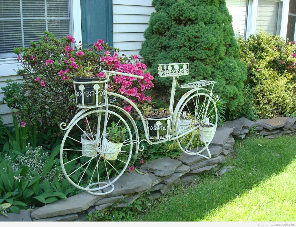 Explore Ideas For Decorating, Bike Planter, And More!