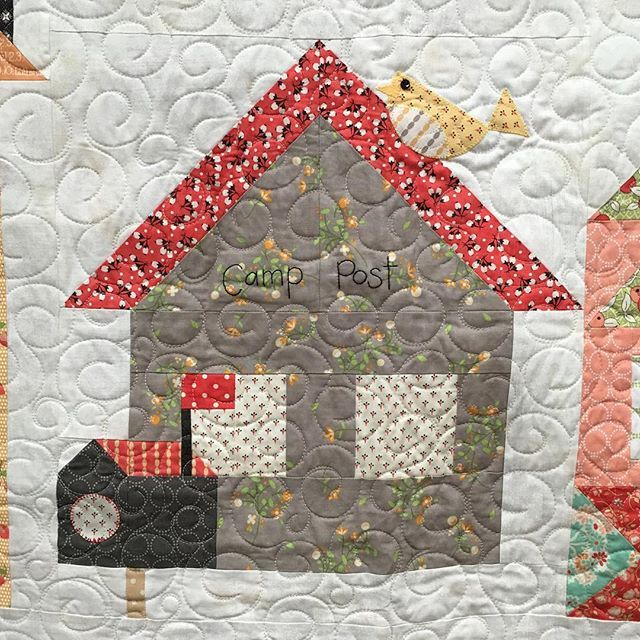Block 3 of Moda's Be My Neighbor Sew-along is now available. This ... : local quilt shops - Adamdwight.com