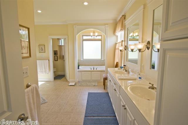 4 Woodside Drive Sherwood Ar Trulia Wow Love This Master Bath