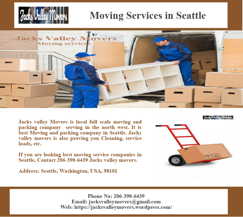 Hire local movers