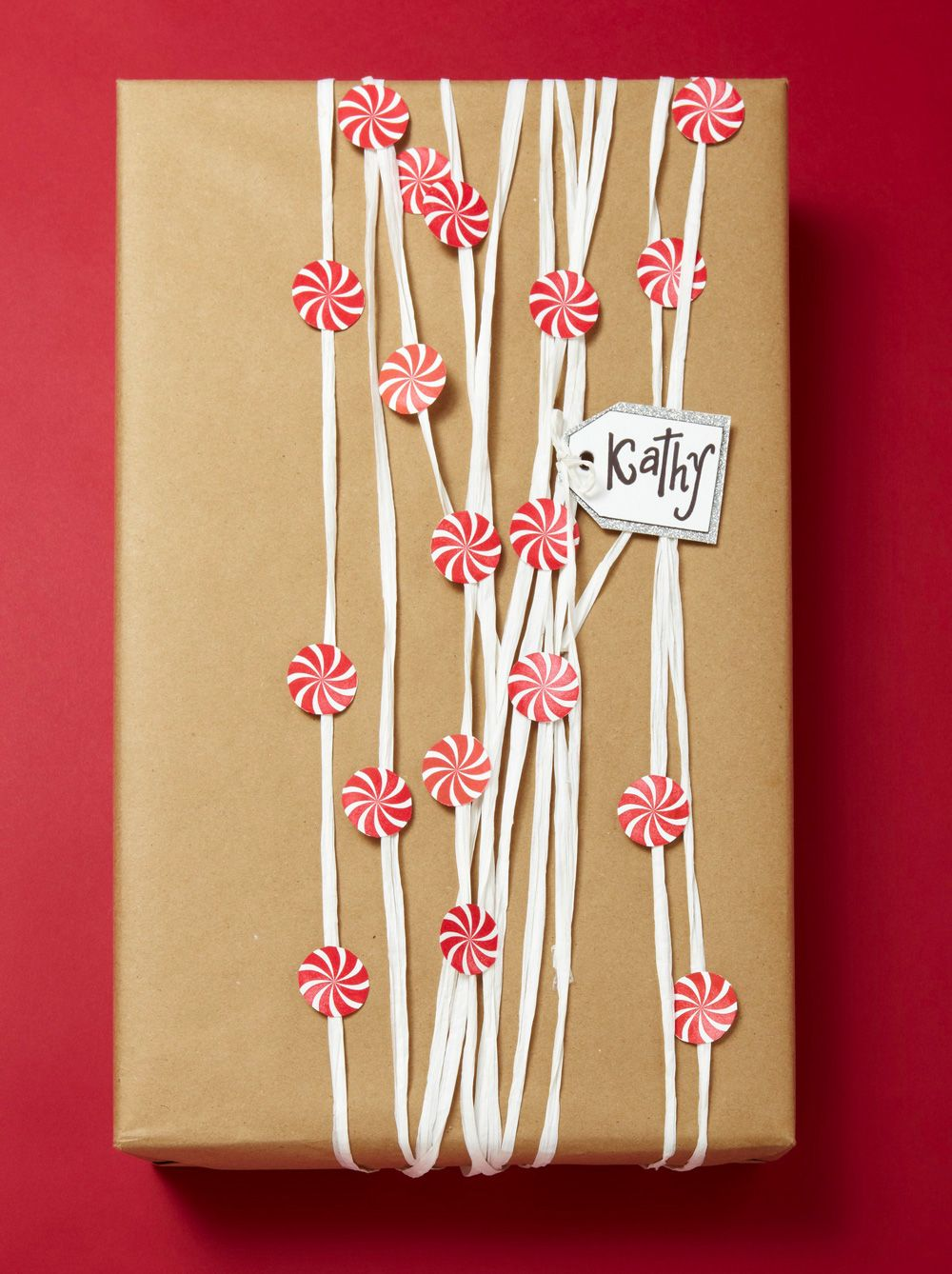Easy christmas gift wrapping ideas kraft paper easy for Creative christmas ideas