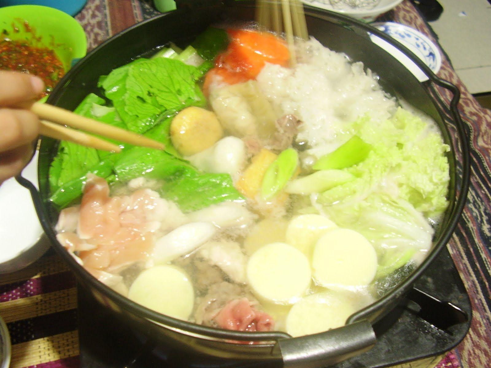 Resep Cara Membuat Kuah Shabu Shabu Yang Lezat Dan Nikmat Shabu Shabu Merupakan Salah Satu Masakan Jepang Yang Sangat Enak Dan Nikm Shabu Shabu Makanan Resep