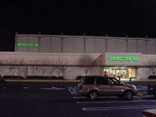 Back When Macys At North Dekalb Mall Was Richs All About