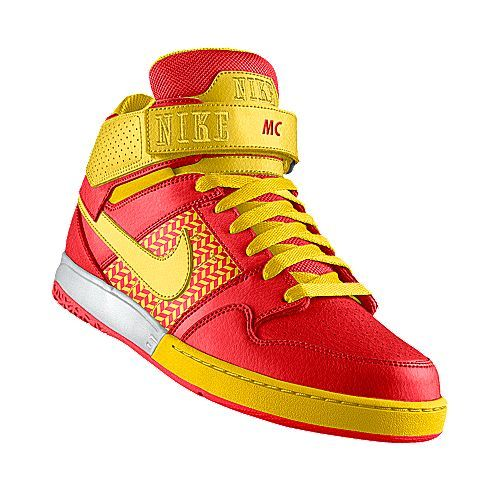 ladrar cascada Hacer la cama  McDonald's Zoom Mogan Mid 2 iD | Nike id, Sneakers nike, Nike air force  sneaker