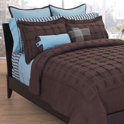 Apt 9 Espresso Bedding Queen Comforter Set Kohl S 77