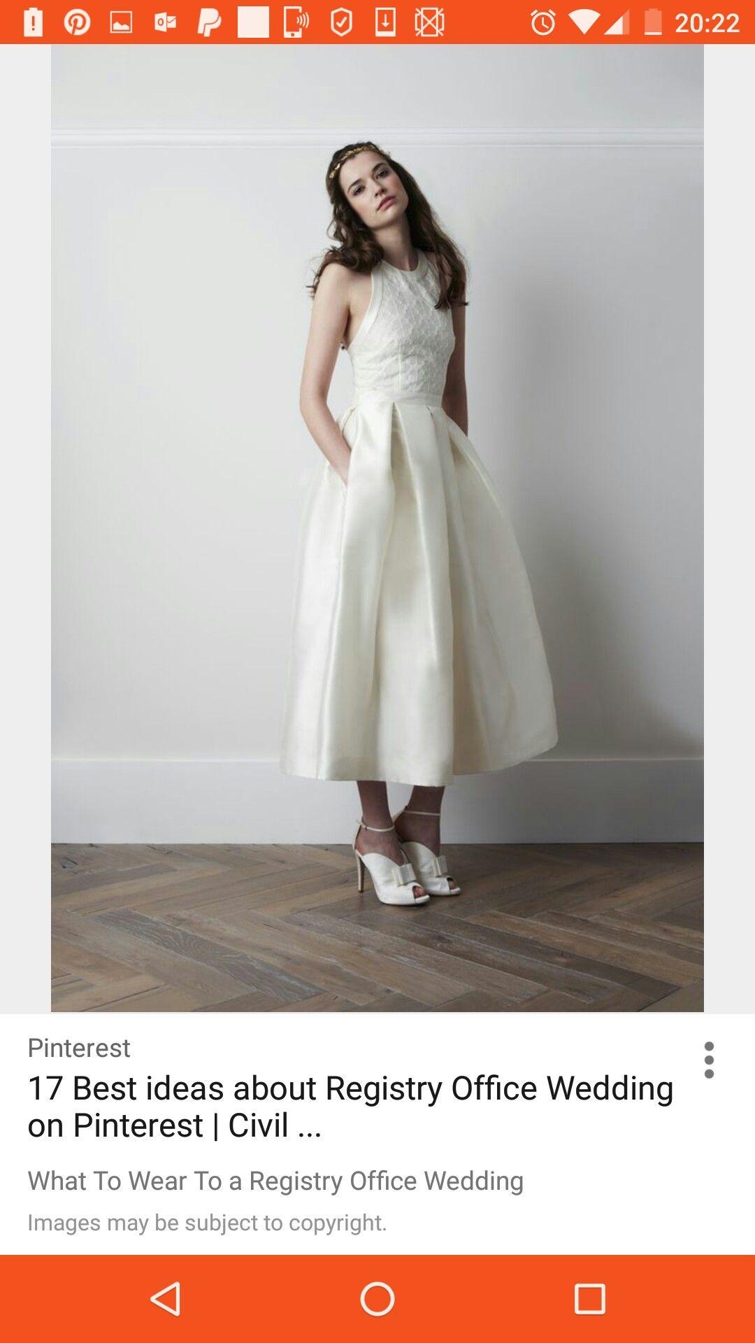 Elegant short wedding dresses  Pin by Vivien Tan Hebert on Wedding Planner  Pinterest  Wedding