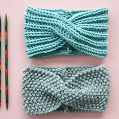 Photo of Kostenlose Strickanleitung: Stirnband mit Twist | Snaply-Magazin