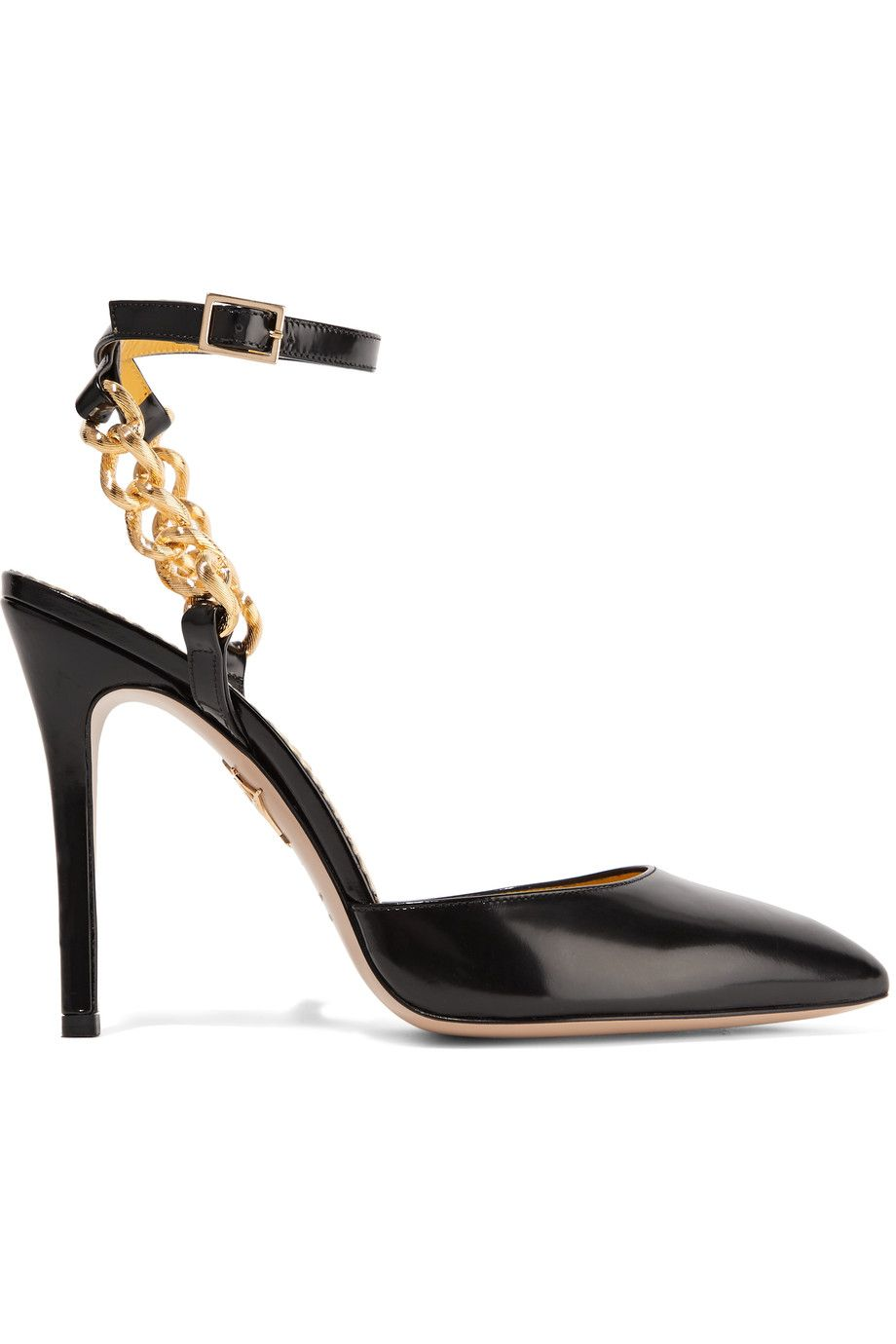 Ines Leather Pumps   Leather pumps