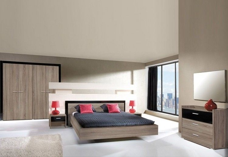 Commode Chambre Conforama Plansmodernes Chambre A Coucher ...