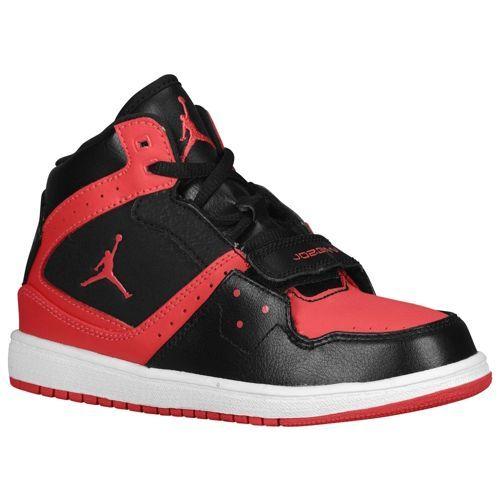 Jordan 1 Flight Strap Basketball Shoes BlackFusion