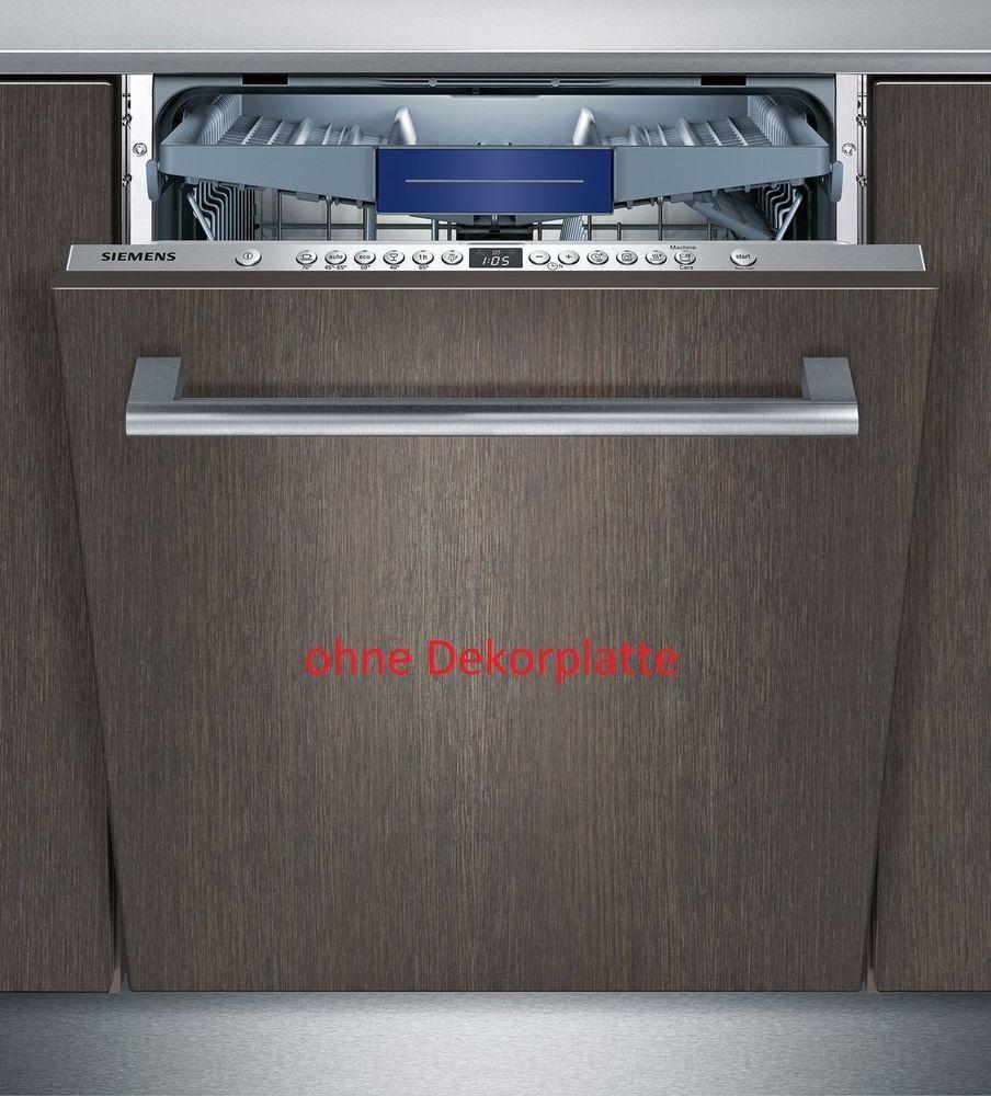 Geschirrspülmaschine SIEMENS SN636X01KE iQ300, 60 cm