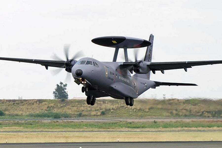 EADS CASA C-295 aew - Yahoo Image Search Results