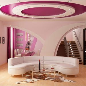 جبس امبورد شاشات حديث Ampour Gypsum Modern Screens 2018 قصر الديكور Bedroom False Ceiling Design Residential Interior Design Unique Interior Design