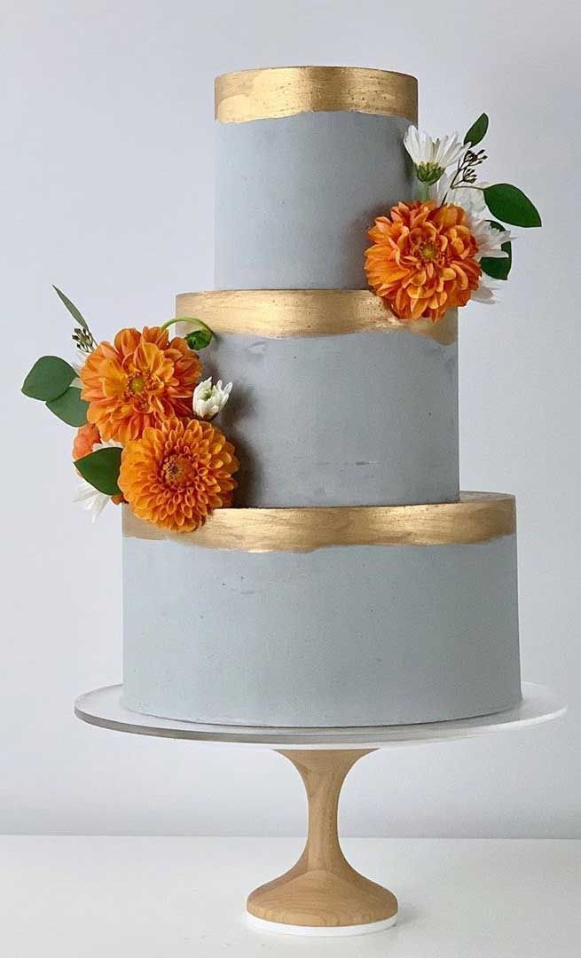 79 wedding cakes that are really pretty! #cakedesigns