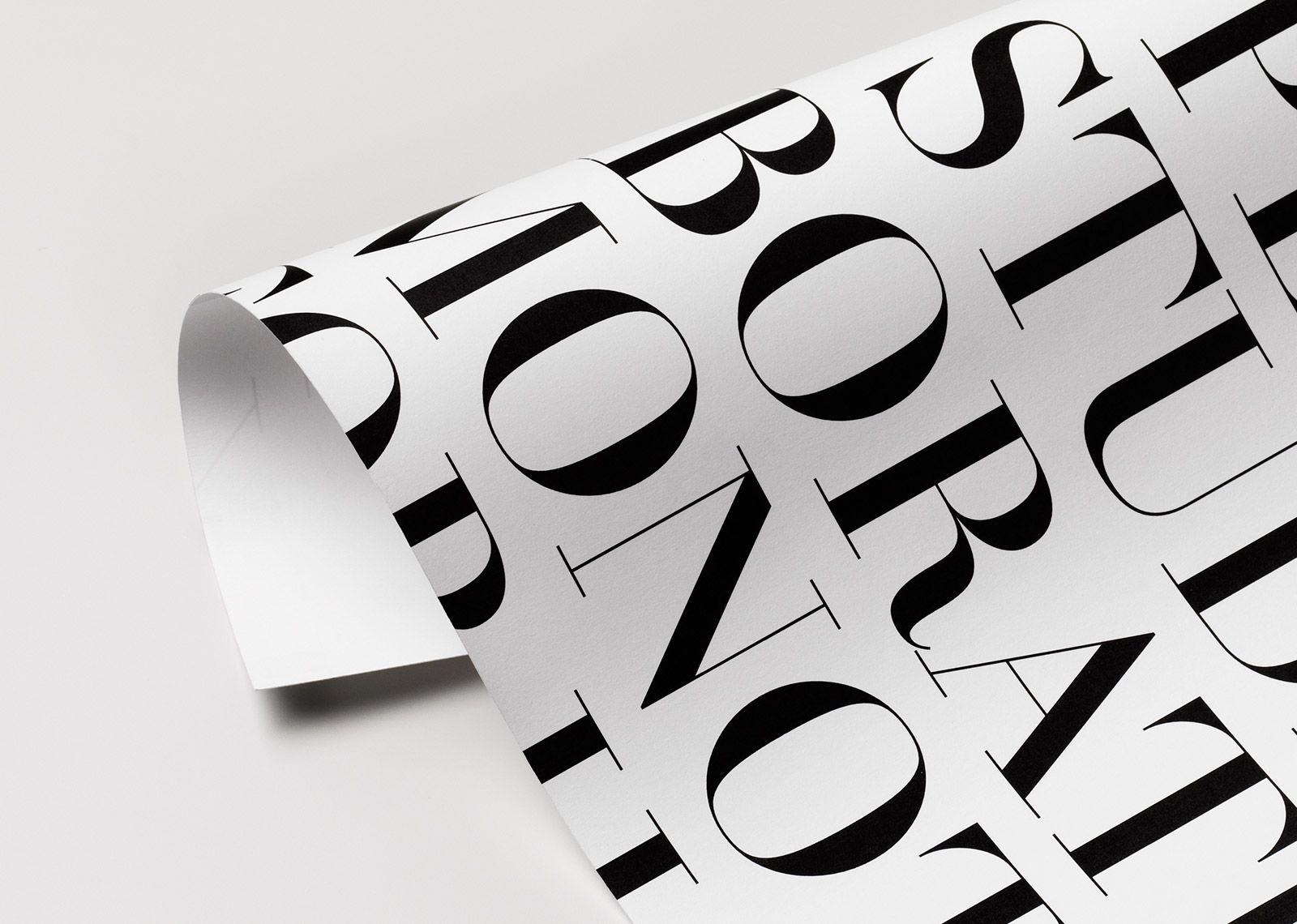 The Studio Graphic Design Print Typography Typography Layout