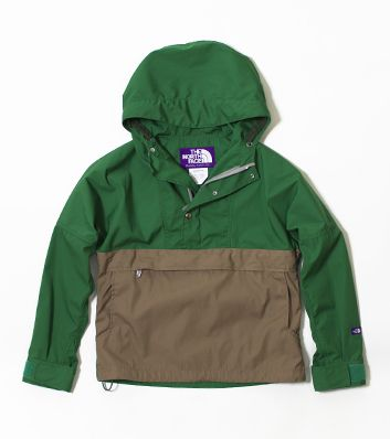 THE NORTH FACE PURPLE LABEL 65/35 Mountain Pullover | Clothing ...