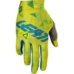 Leatt Gpx 2.5 V22 X-Flow Handschuhe Blau Gelb L Leatt BraceLeatt Brace