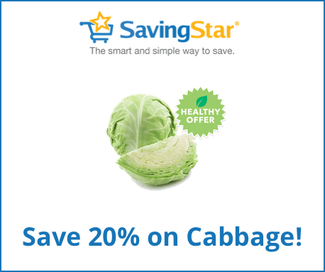 Save 20% on Cabbage!!! Perfect For St Patrick's Day!!!  | KouponingWithKatie