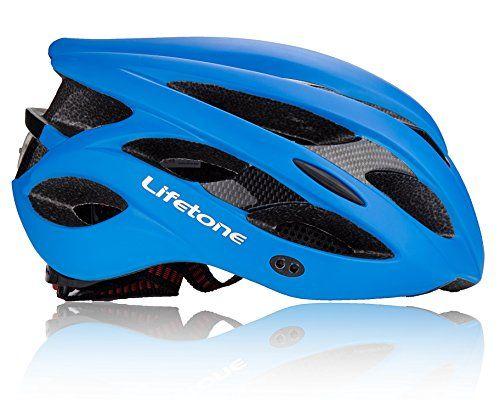 Basecamp Specialized Bike Helmet With Safety Light Adjustable