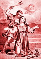 Saint Bibiana