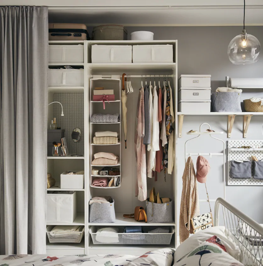 A Tidy Home Guide To Organising Wardrobes In 2020