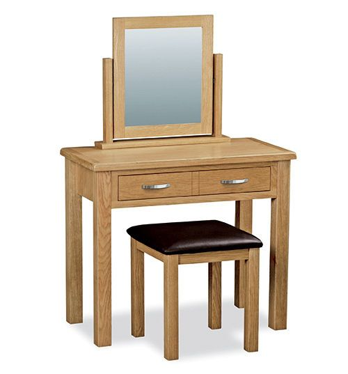 Magnificent Details About London Oak Dressing Table Set Light Oak With Pabps2019 Chair Design Images Pabps2019Com