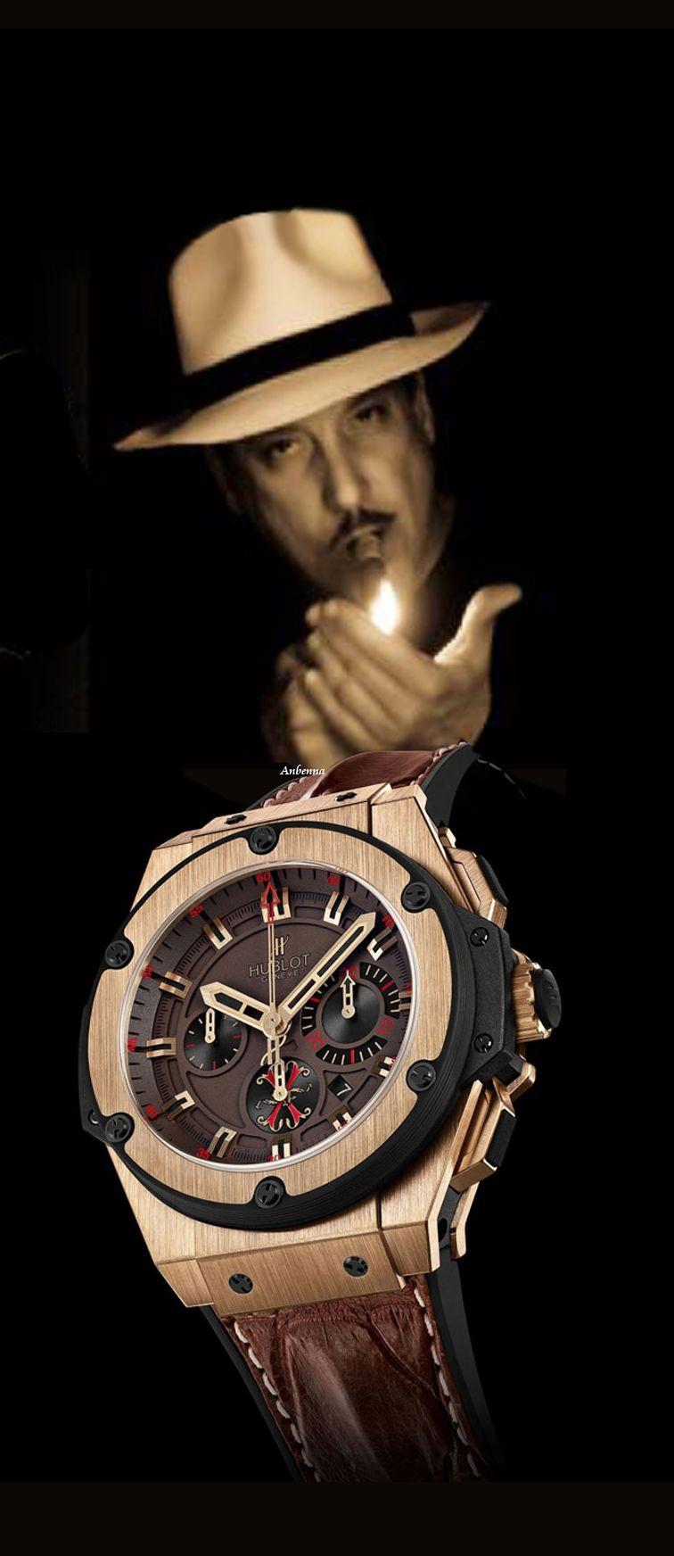 bc82d5fc0ed Hublot King Power Arturo Fuente Watch Honors the World s Rarest Cigar