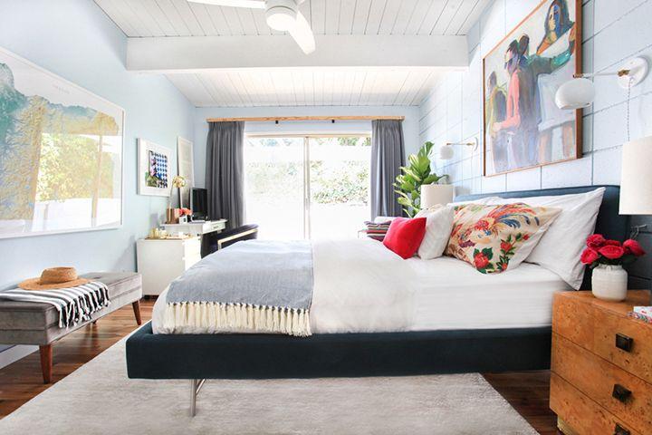 My Biggest Design Regrets Guest Bedroom Makeover Bedroom